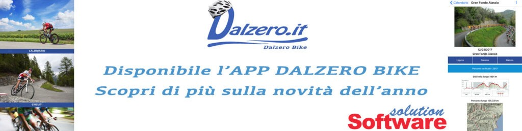 Disponibile APP Dalzero Bike