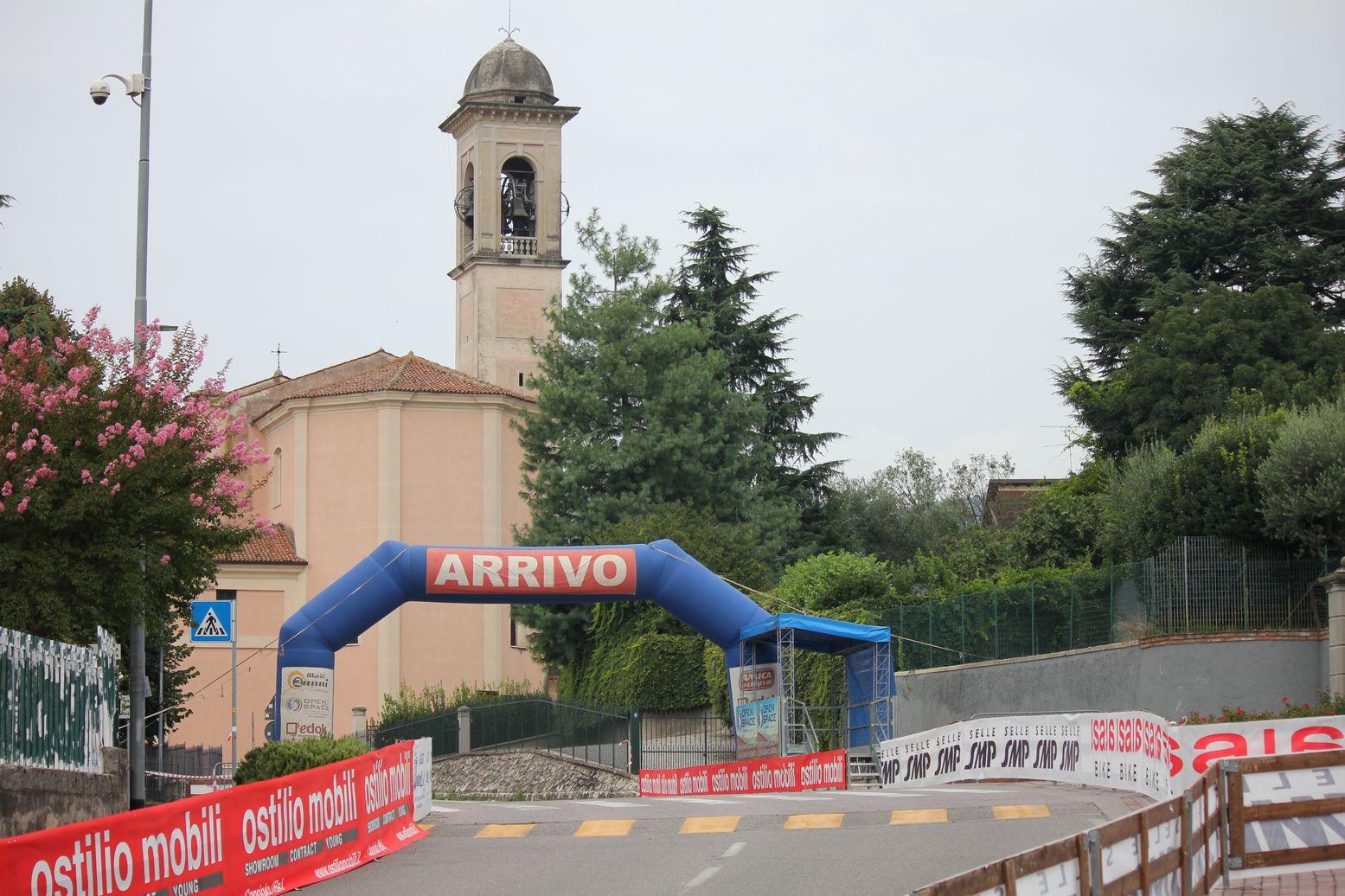 Trofeo ASD Dalzero.it 2014 Arrivo