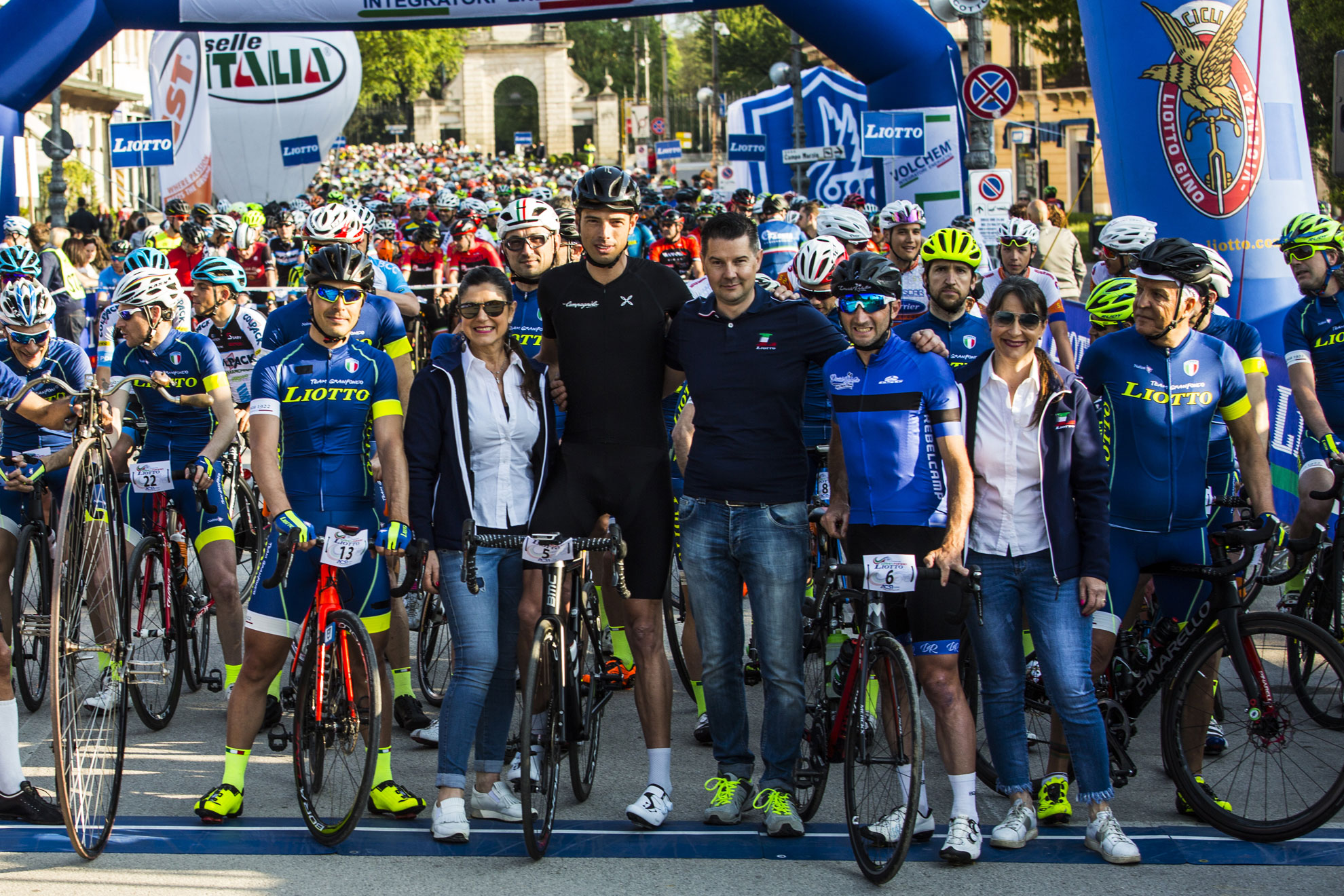 Granfondo Liotto Città di Vicenza 2020 - dalzero.it