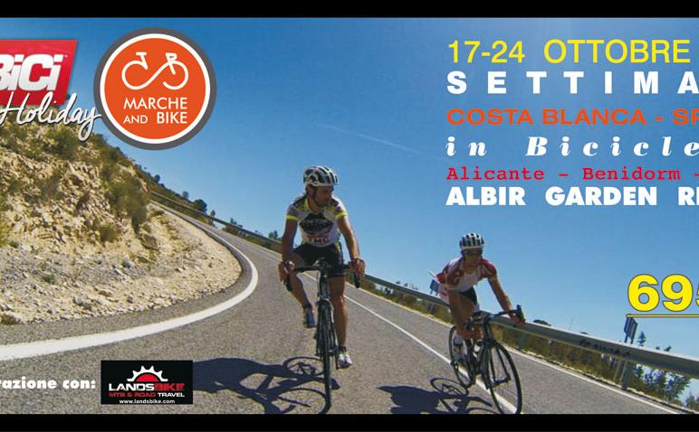 Settimana ciclistica Spagna