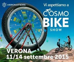 Cosmo Bike Show Verona 2015