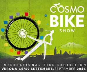 Cosmo Bike Show 2016