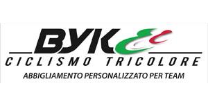 Logo Byke Ciclismo Tricolore