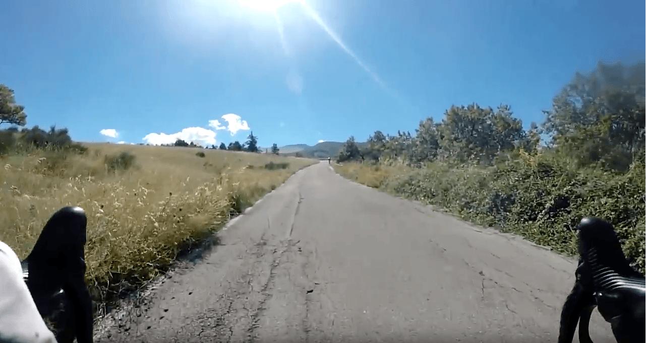 Blockhaus - Giro d'Italia - Nona Tappa