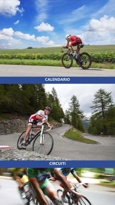 APP Dalzero Bike - Calendario gran fondo sempre a portata di mano