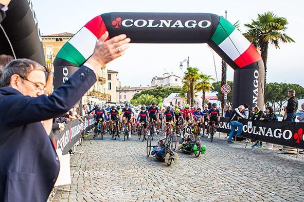 VIA ALLA SESTA EDIZIONE DEL COLNAGO CYCLING FESTIVAL 2018