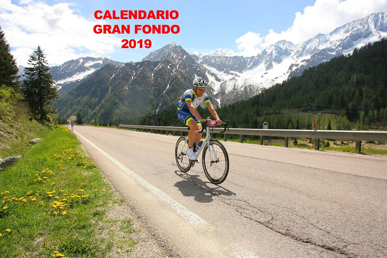 Anteprima Calendario Gran Fondo 2019