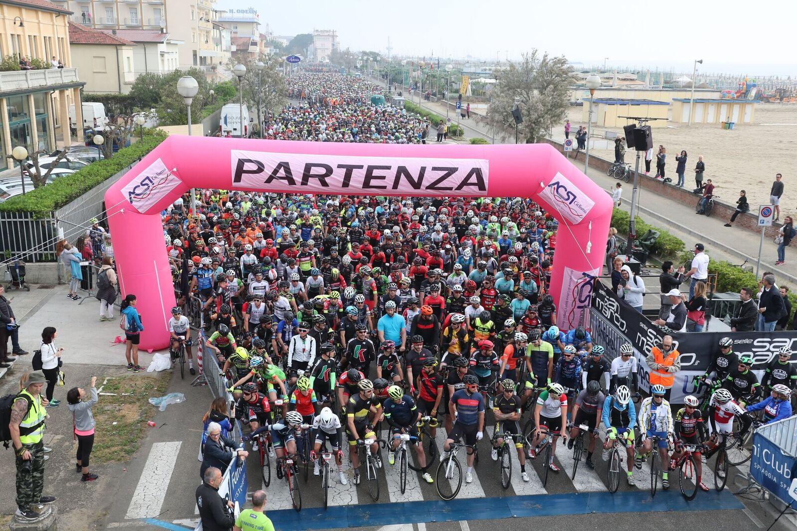 LA 23ma GRANFONDO VIA DEL SALE PRESENTA IL CERVIA CYCLING FESTIVAL