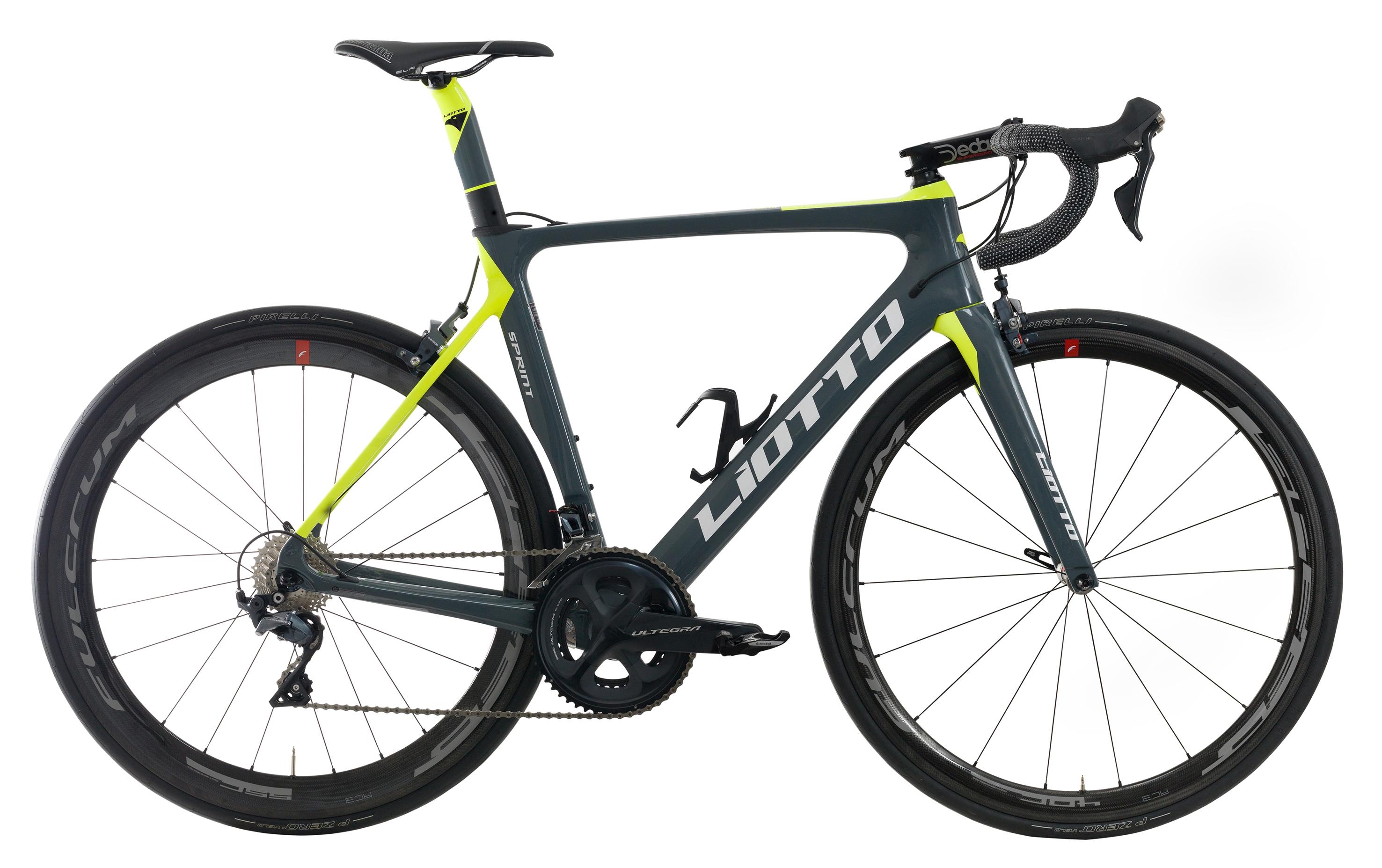 CS Cicli Liotto - La Nuova Sprint omologata UCI